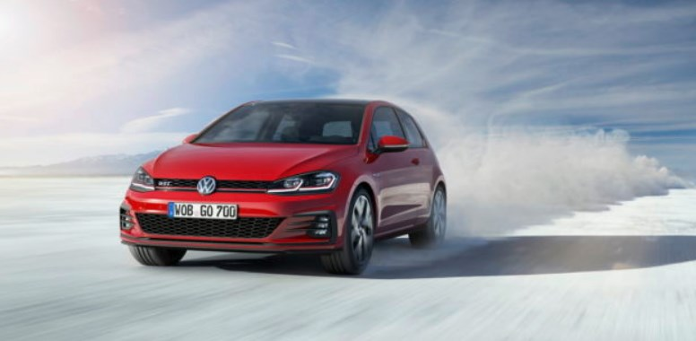 2020 VW GTI Exterior