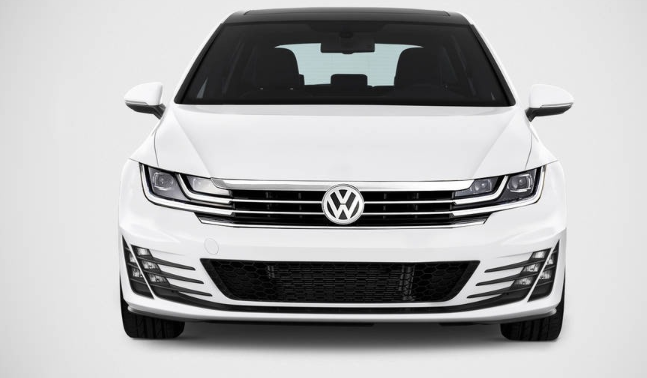 2020 VW Golf Exterior