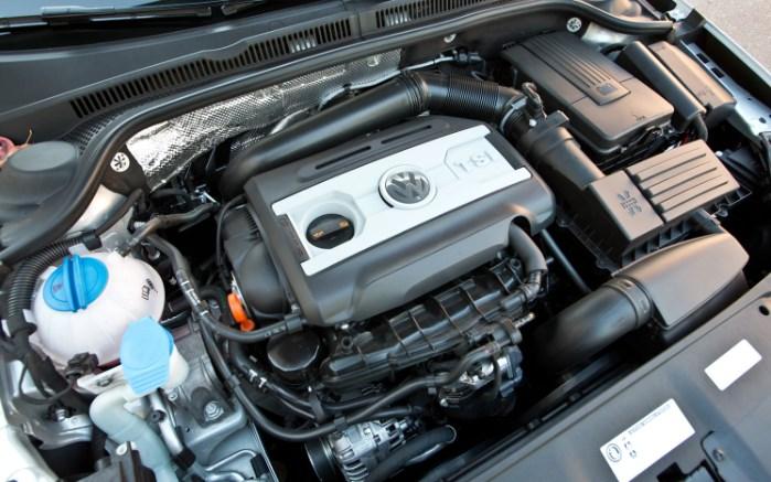 2020 VW Jetta GLI Engine
