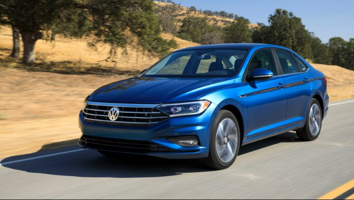 2020 VW Jetta GLI Exterior