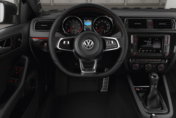 2020 VW Jetta GLI Interior