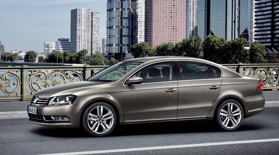 2020 VW Passat Exterior