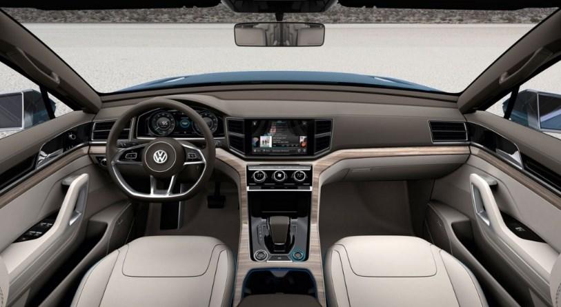 2020 VW Passat Interior