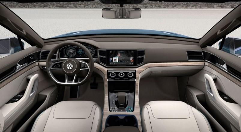 2020 VW Phaeton Interior