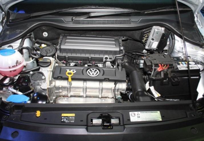 2020 VW Polo Engine