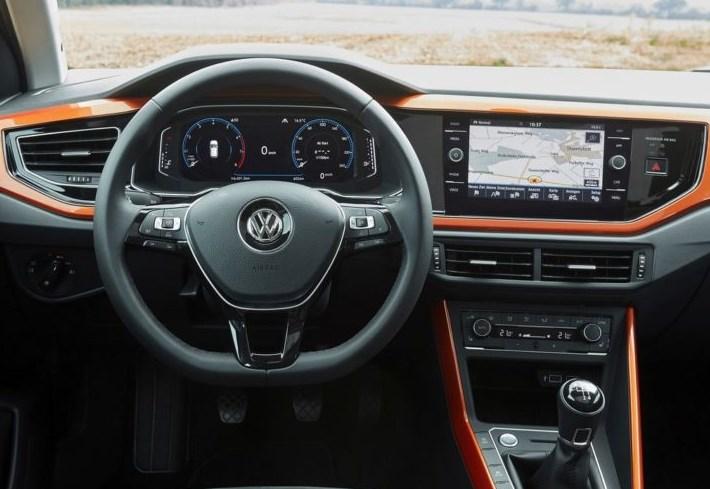 2020 VW Polo Interior
