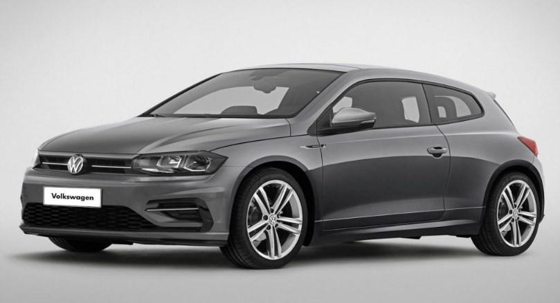 2020 VW Scirocco Exterior