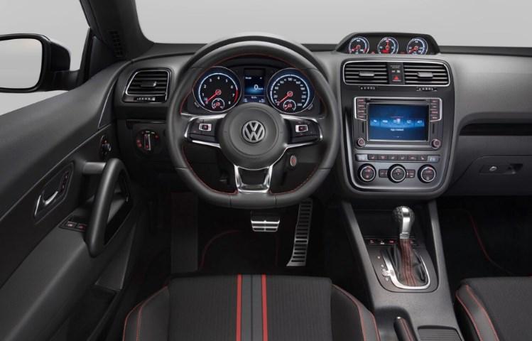 2020 VW Scirocco Interior
