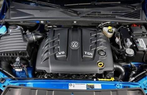 2020 Volkswagen Amarok Engine