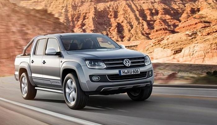 2020 Volkswagen Amarok Exterior