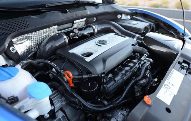 2020 Volkswagen Beetle Engine
