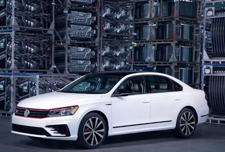 2020 Volkswagen CC Exterior