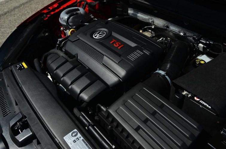 2020 Volkswagen GTI Engine