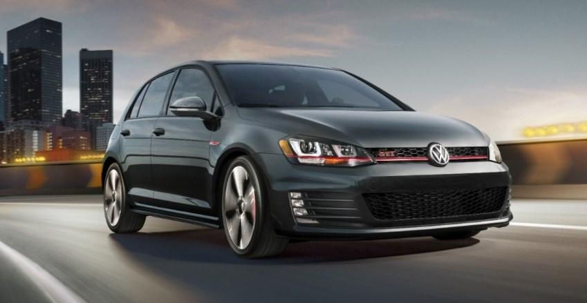 2020 Volkswagen GTI Exterior