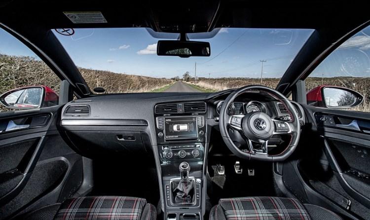 2020 Volkswagen GTI Interior