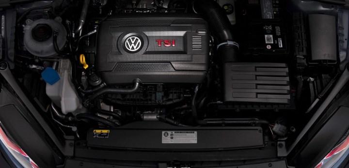 2020 Volkswagen Golf GTI Engine