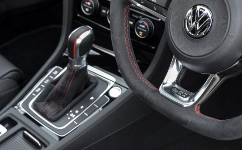 2020 Volkswagen Golf GTI Interior