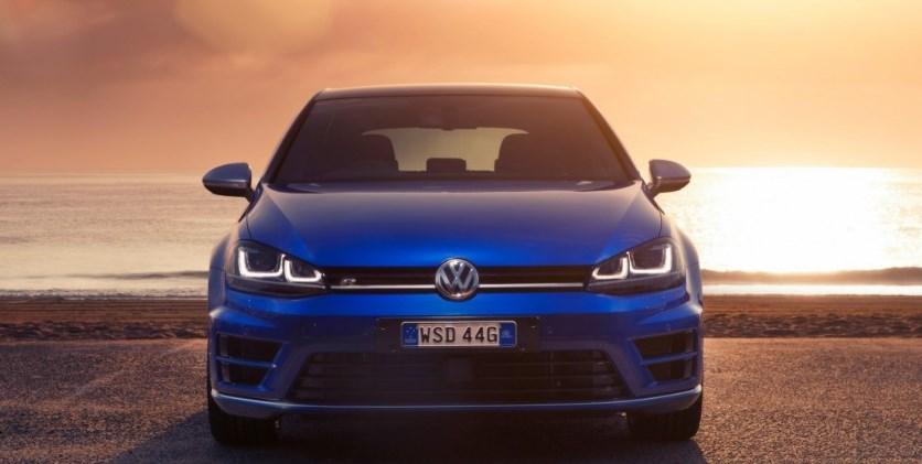 2020 Volkswagen Golf R Exterior