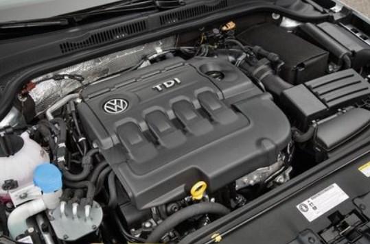 2020 Volkswagen Jetta Engine