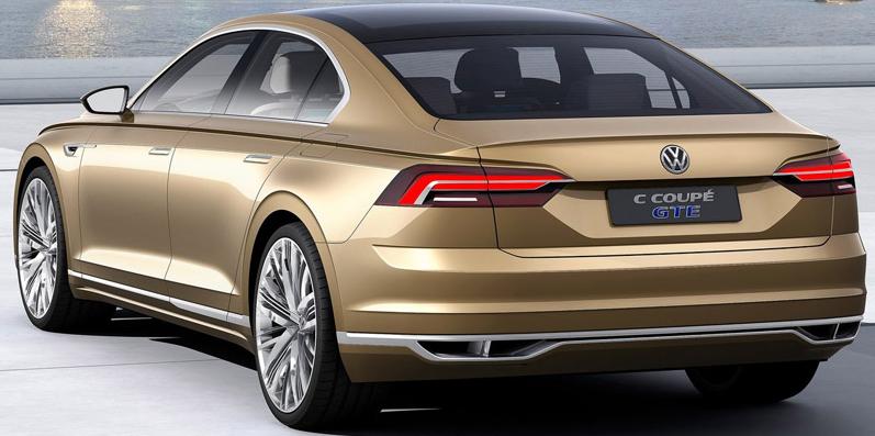 2020 Volkswagen Phaeton Exterior