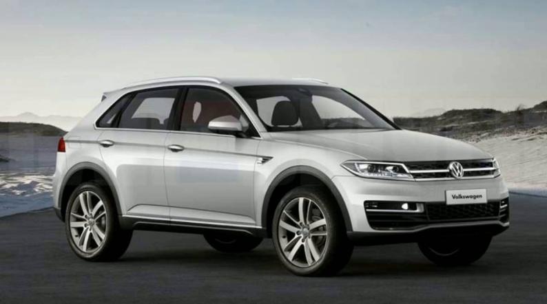 2020 Volkswagen Tiguan Exterior