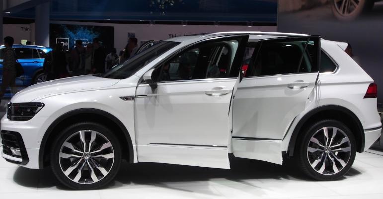 2020 Volkswagen Touareg Exterior