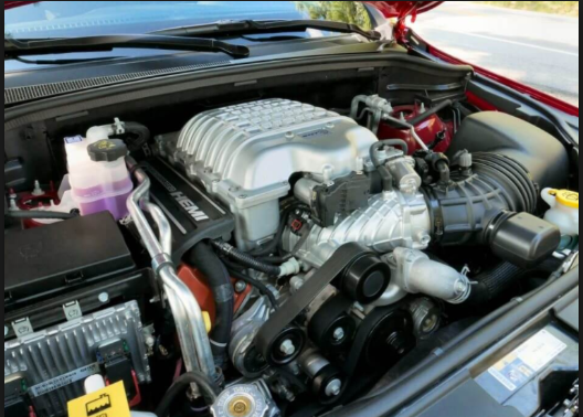 2020 jeep wagoneer engine