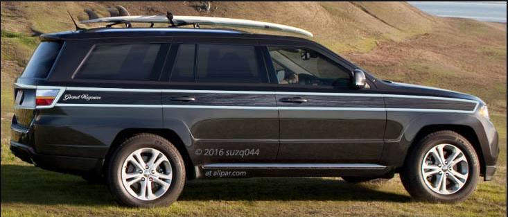 2020 jeep wagoneer exterior