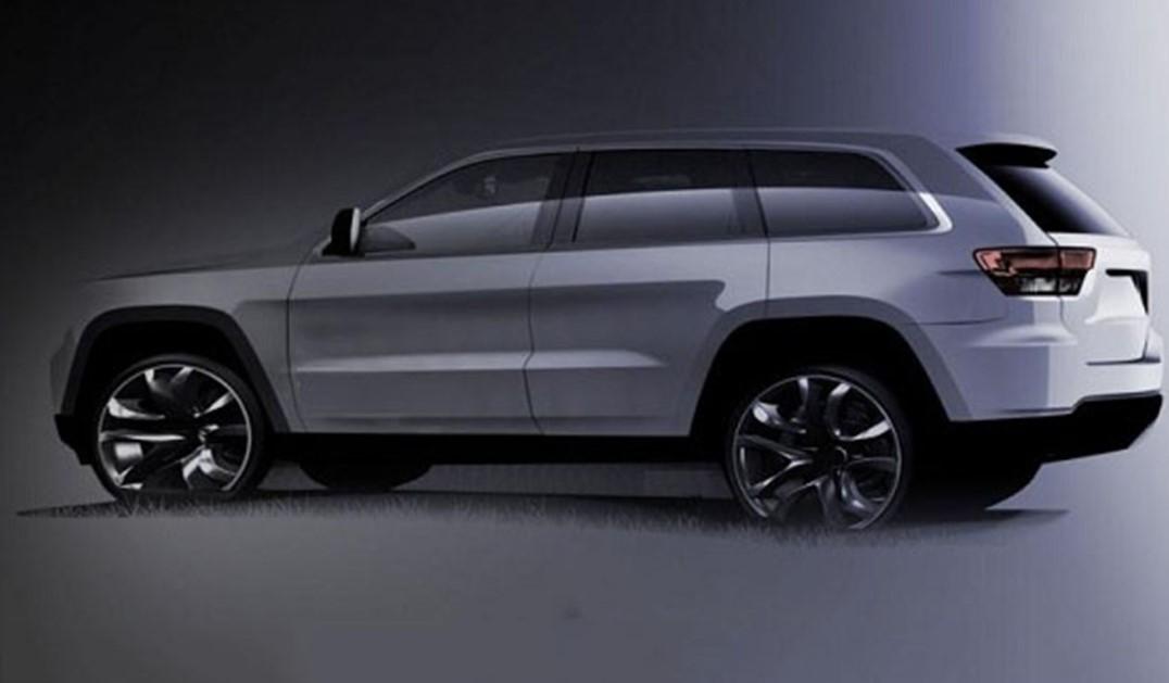 2021 Jeep Grand Cherokee Price