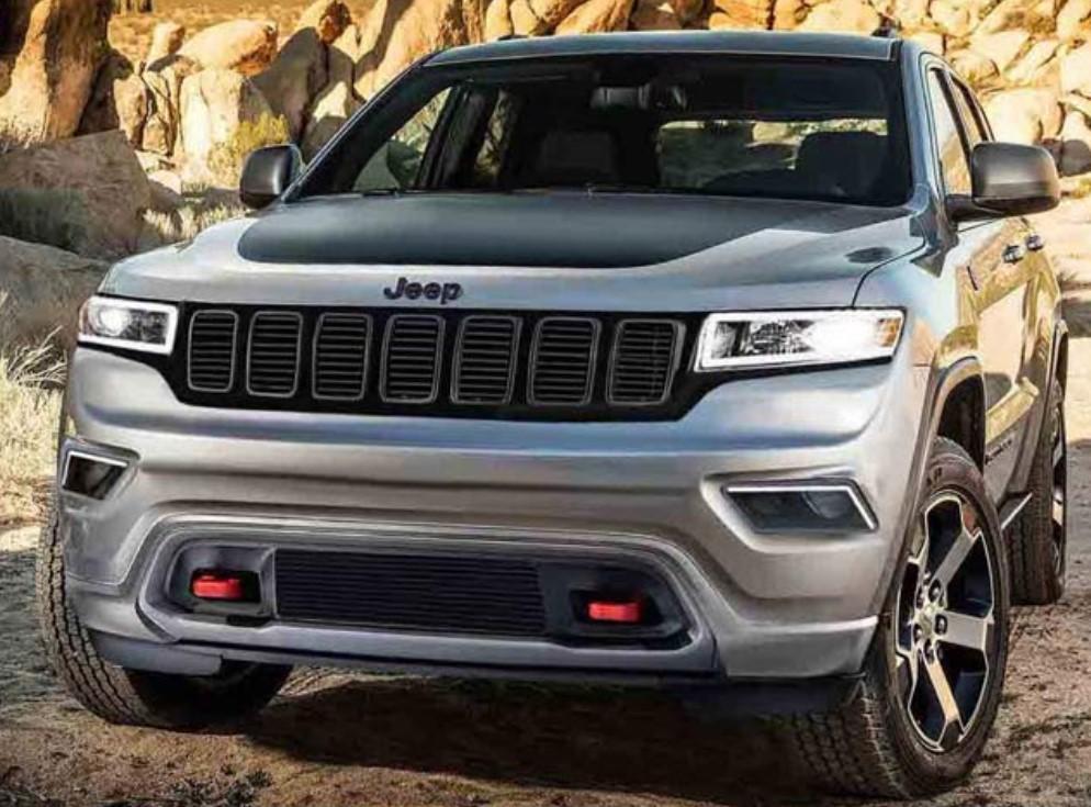 2021 Jeep Grand Cherokee Release Date