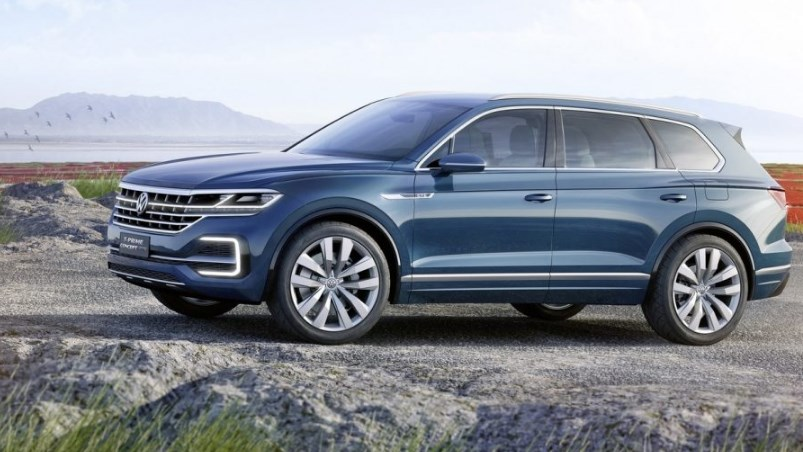 VW Touareg 2020 Exterior