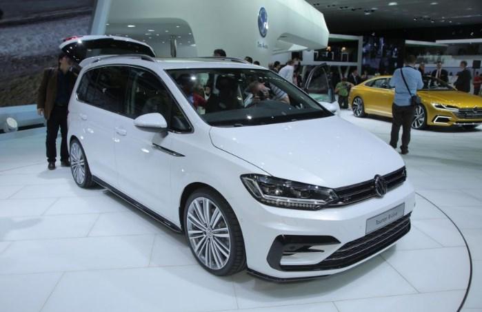 VW Touran 2020 Exterior