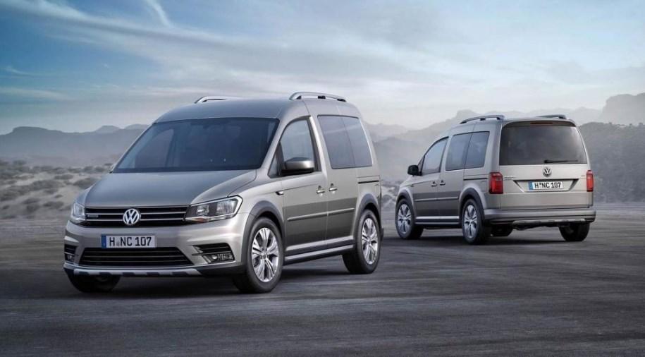 Volkswagen Caddy 2020 Exterior