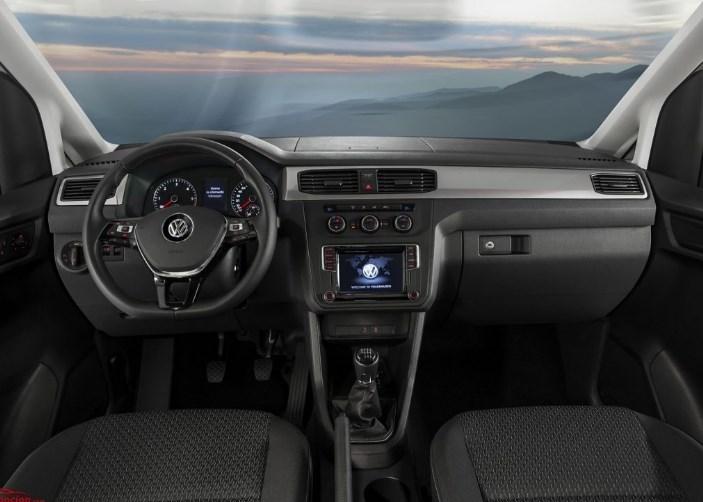 Volkswagen Caddy 2020 Interior