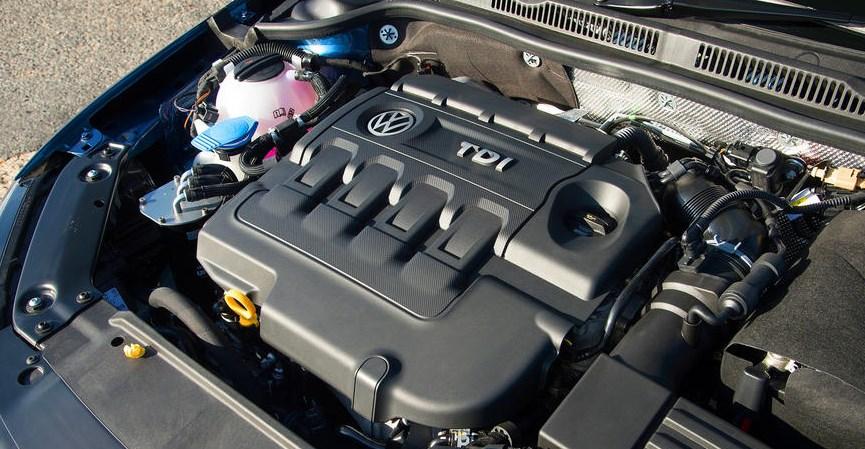 Volkswagen Phaeton 2020 Engine