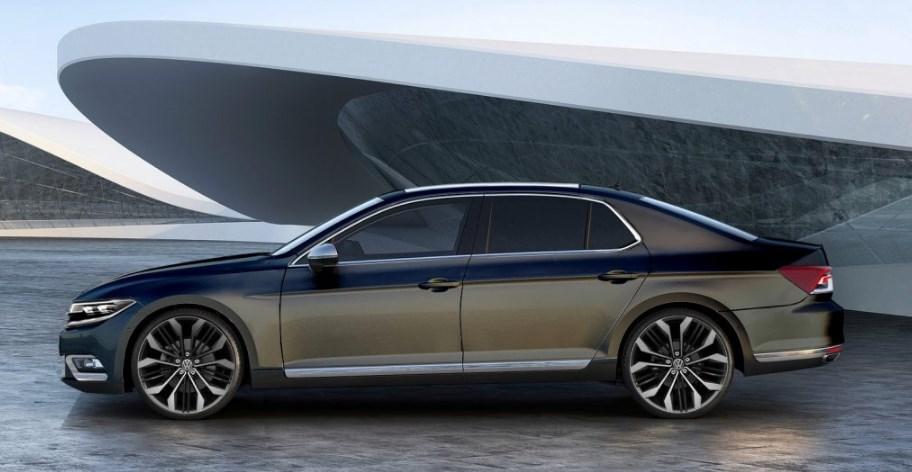 Volkswagen Phaeton 2020 Exterior