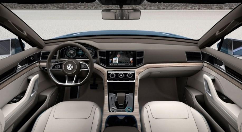 Volkswagen Phaeton 2020 Interior