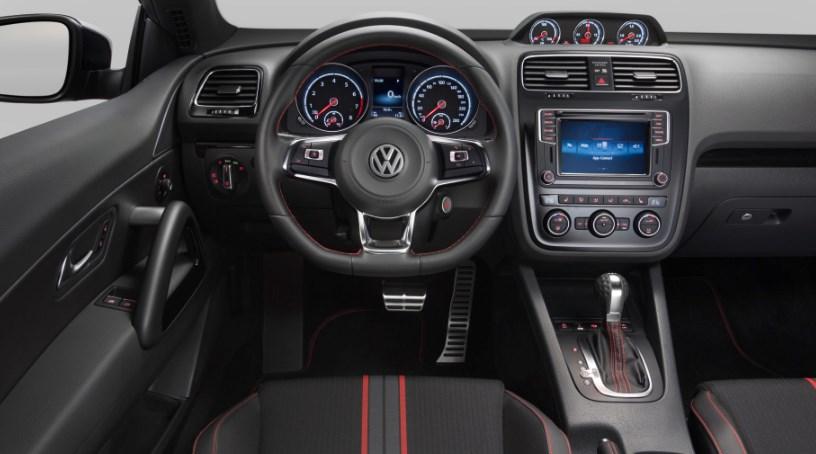 Volkswagen Scirocco 2020 Inetrior