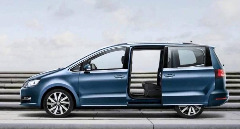 Volkswagen Sharan 2020 Exterior