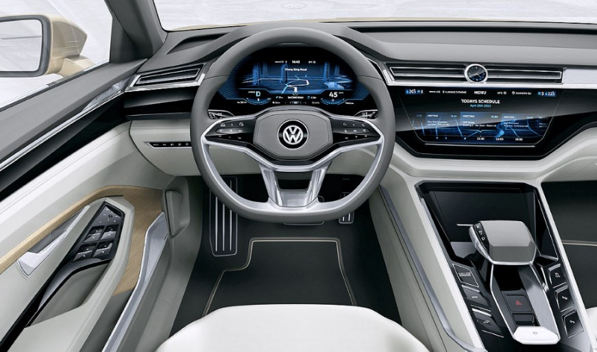 Volkswagen Sharan 2020 Interior