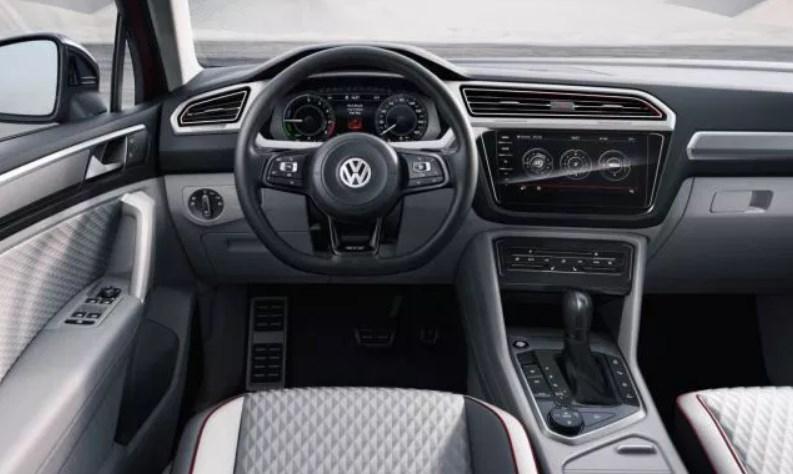 Volkswagen Touran 2020 Interior