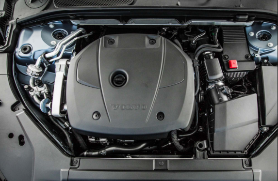 2019 Volvo S90 engine