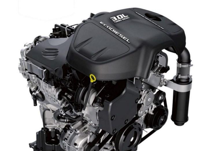 2019 Dodge 1500 Ecodiesel Engine