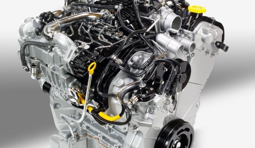 2019 Dodge 1500 Laramie Engine