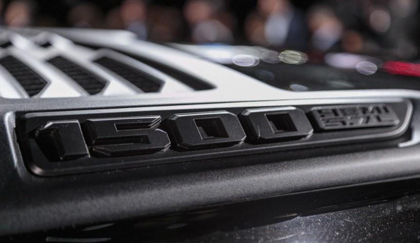 2019 Dodge 1500 Sport Engine