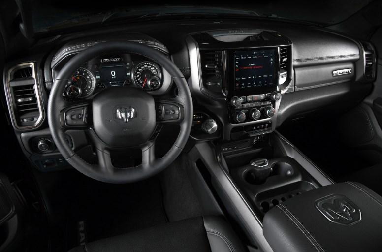 2019 Dodge 1500 Sport Interior