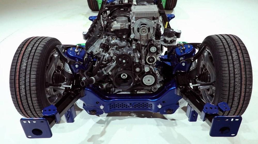 2019 Dodge 2500 Pickup Engine