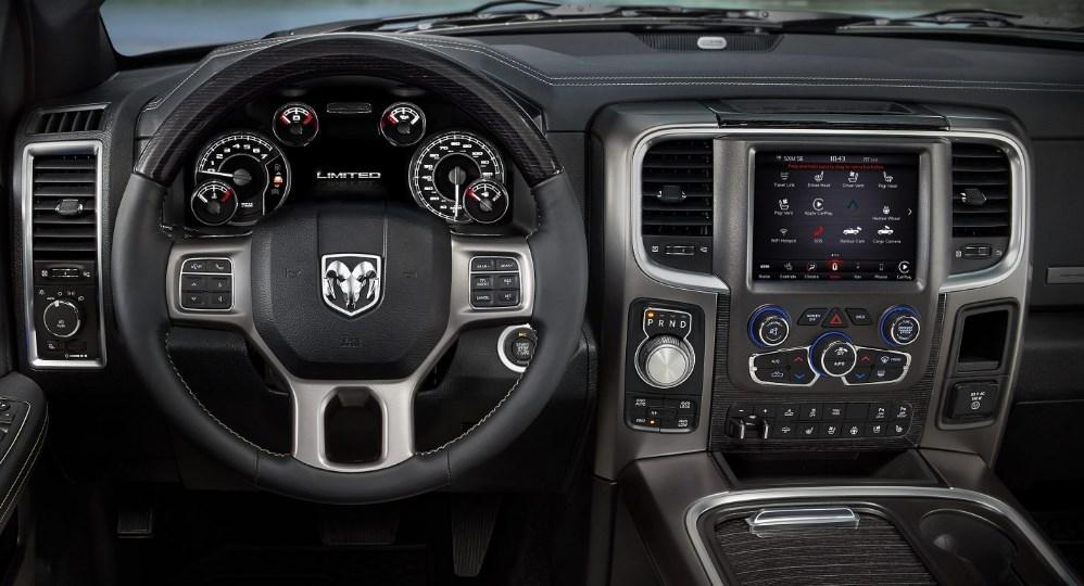 2019 Dodge 2500 Pickup Interior