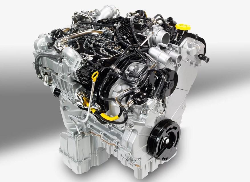 2019 Dodge 3500 Diesel Engine