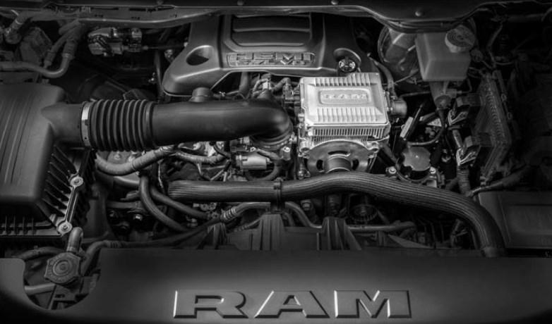 2019 Dodge 3500 Engine